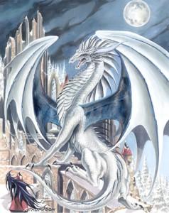 White Dragon Moon